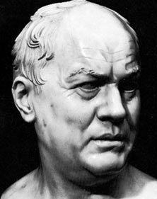 bust of Piranesi